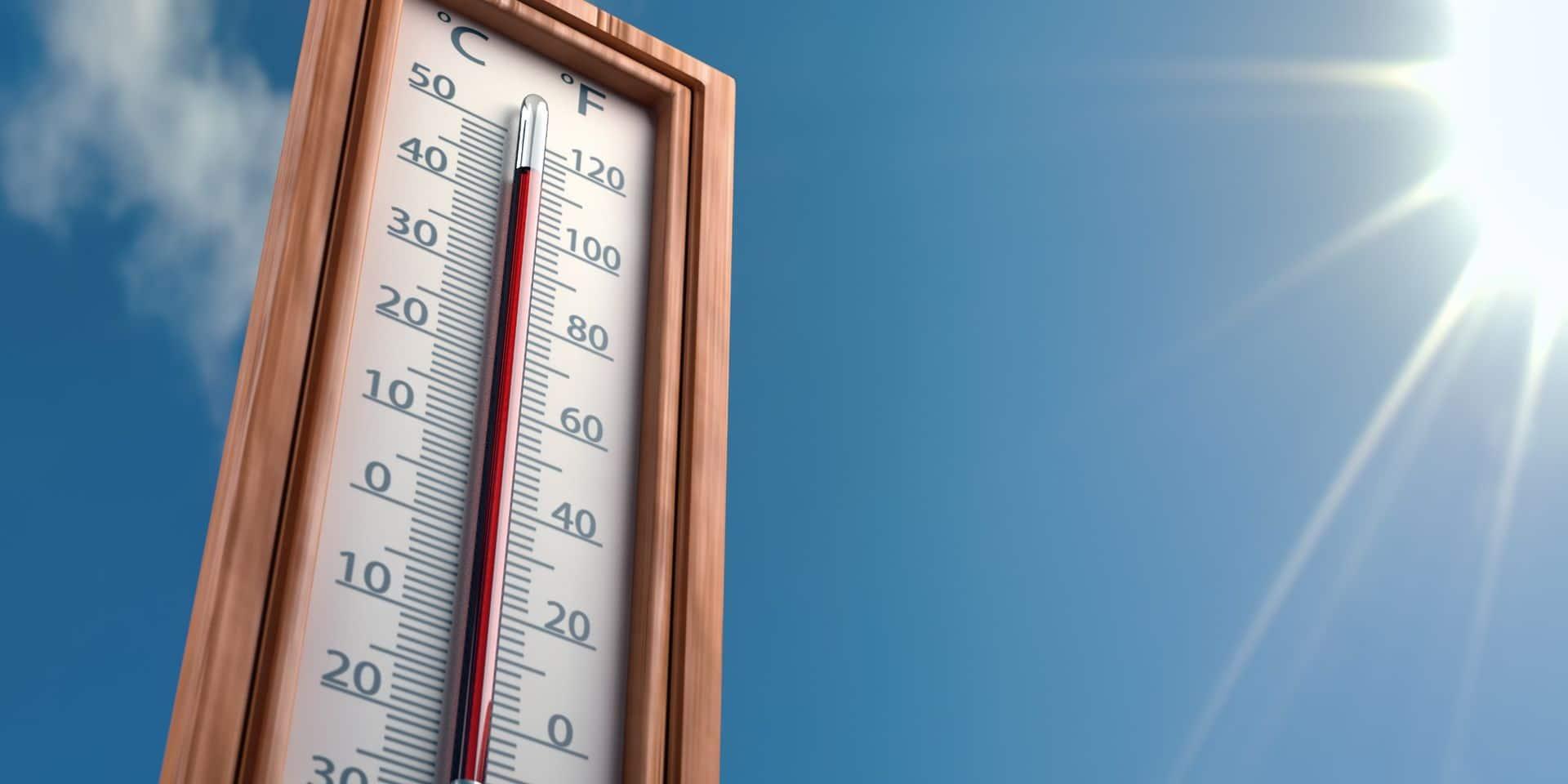 Le record mondial de température terrestre battu : 80,8°C ont été enregistrés