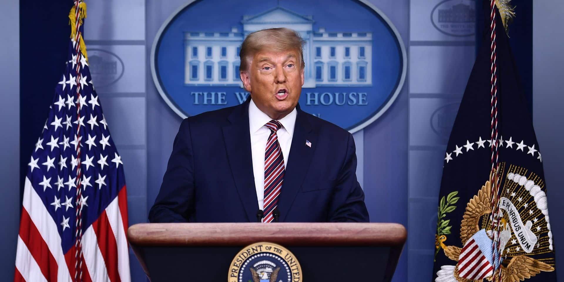 Donald Trump pourrait-il semer le chaos pendant la période de transition ?