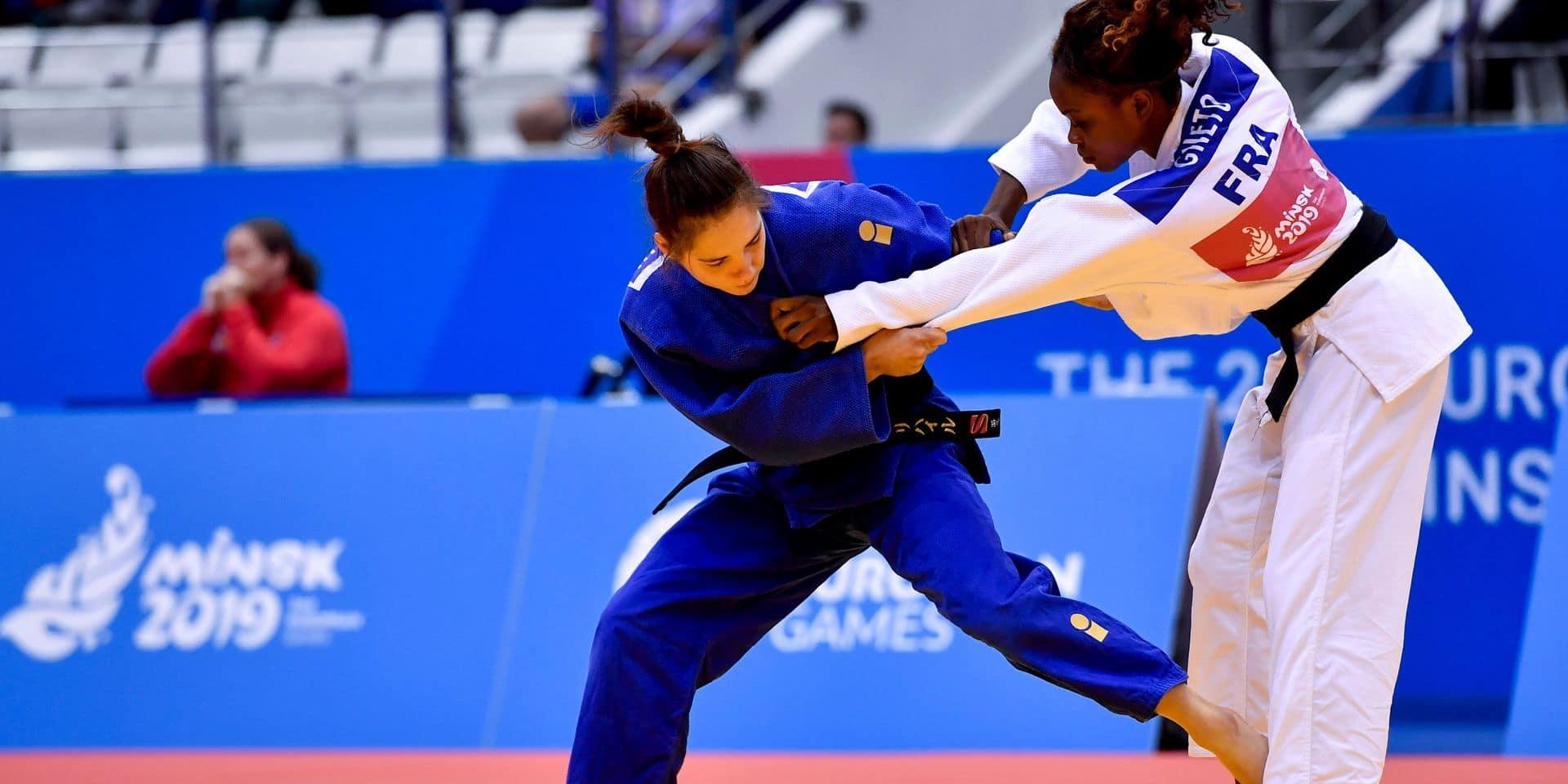 Judo : Amber Ryheul pour le bronze à Budapest !