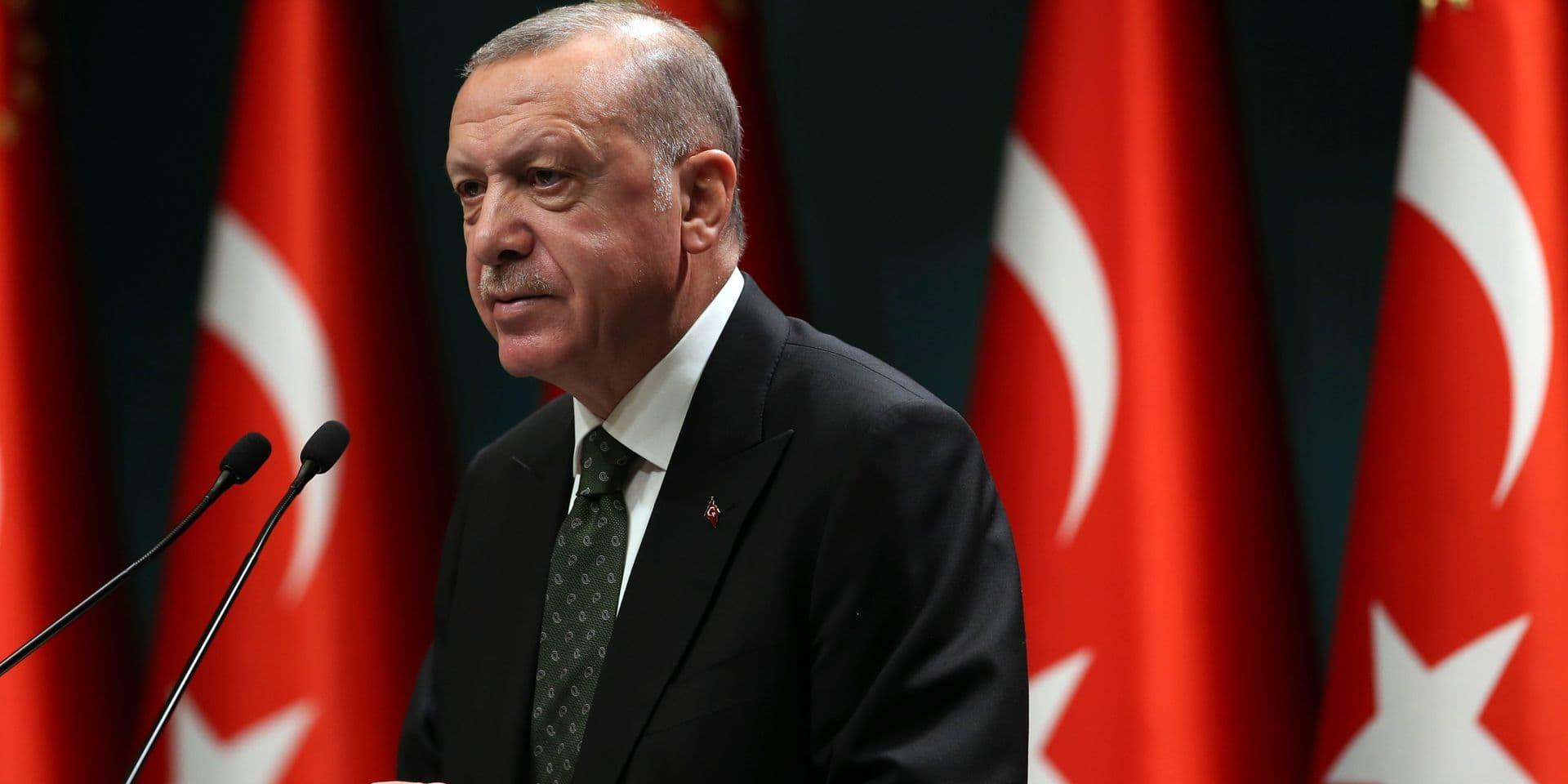 Près de 200 personnes soupçonnées d'avoir participé à une tentative de coup d'Etat arrêtées en Turquie