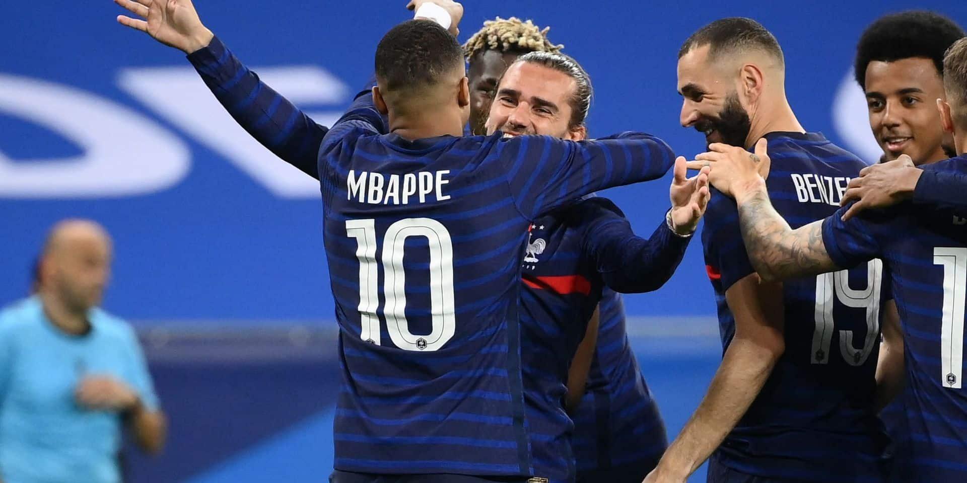 L'Euro débute ce vendredi: tous contre la France !