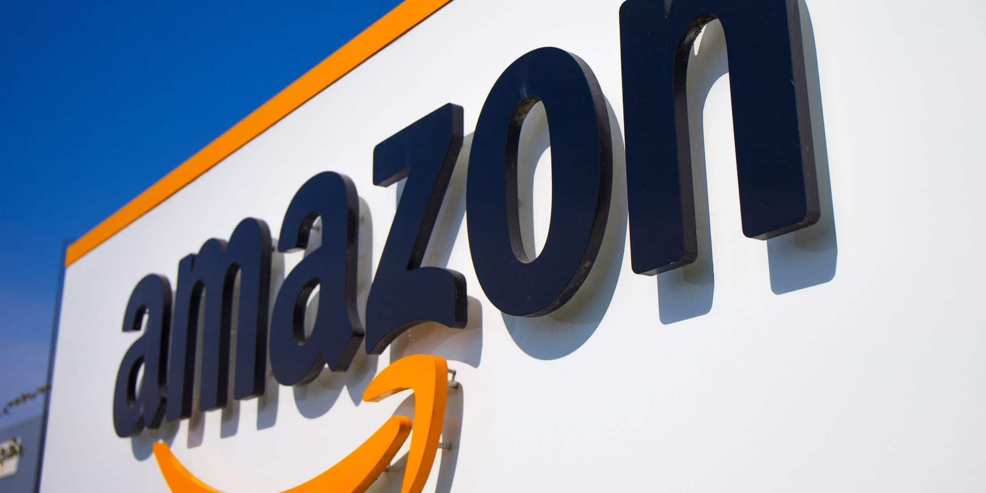 Près de 20.000 salariés d'Amazon ont eu le Covid-19 aux Etats-Unis