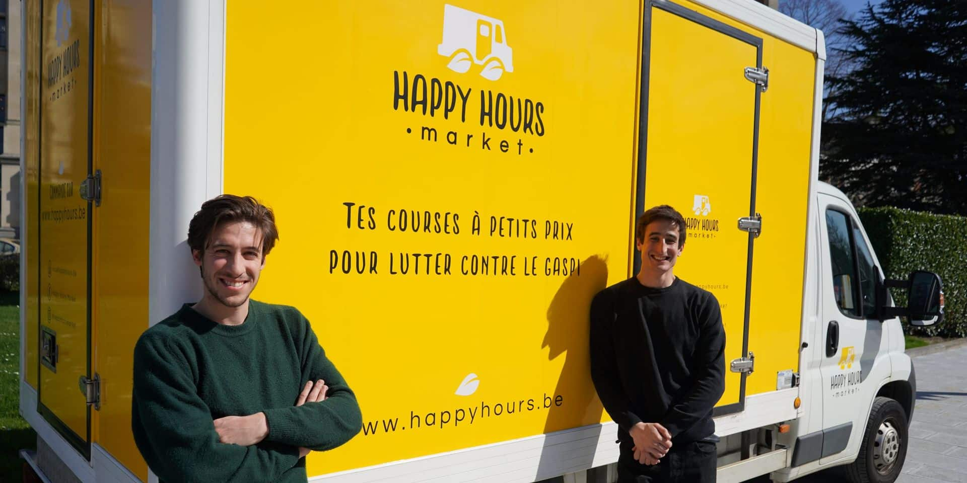 La start-up Happy Hours Market lève plus de 100.000 euros contre le gaspillage alimentaire