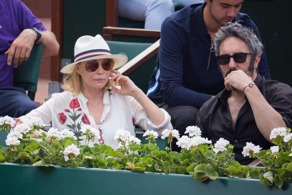 Emmanuelle Beart et Frederic Chaudier
