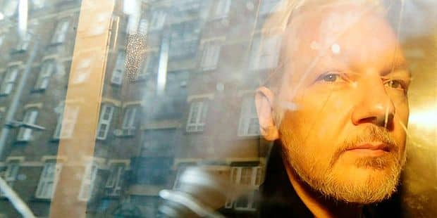 Julian Assange, colérique et paranoïaque? Un rapport accablant pour le fondateur de Wikileaks qui risque 175 ans de prison