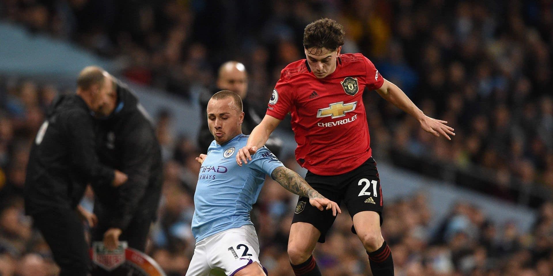 Angleterre: Manchester United terrasse City chez lui
