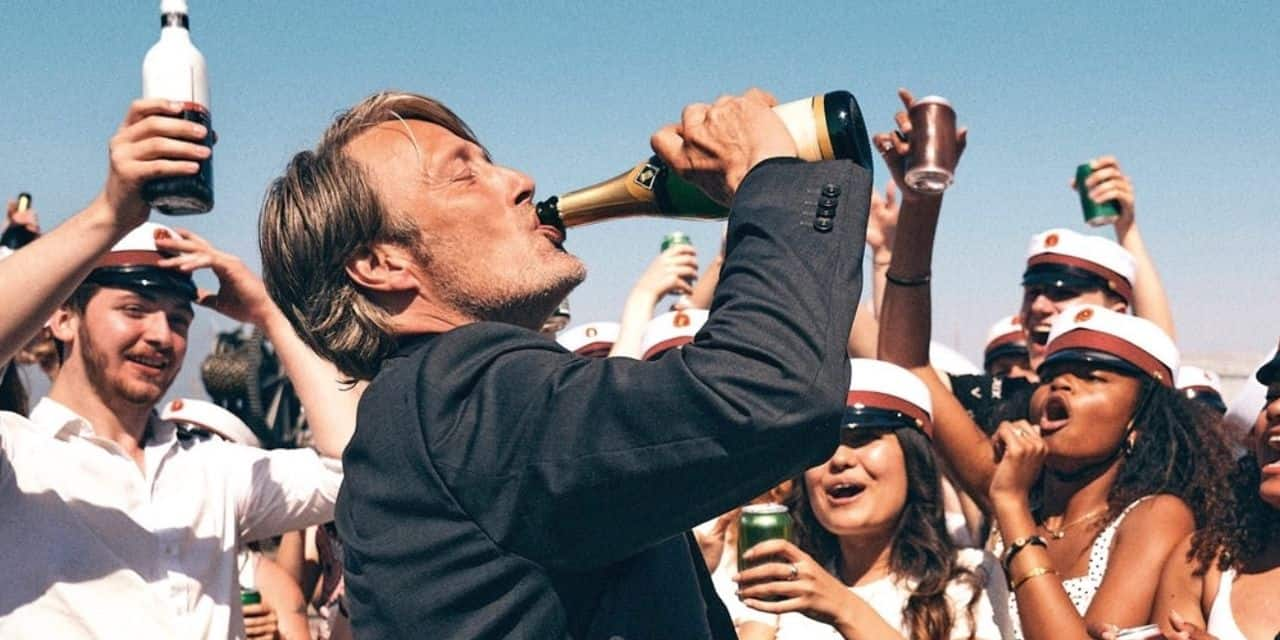 """""""Drunk"""" sabre le champagne aux European Film Awards"""