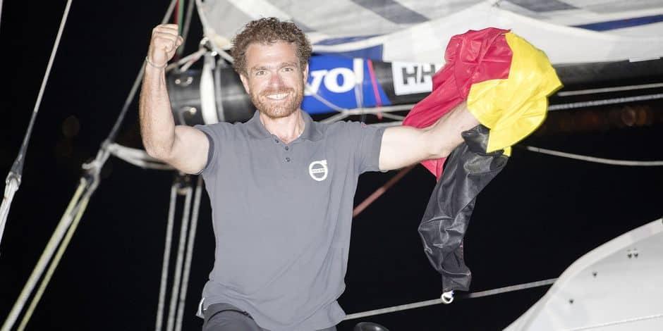 Le carnet de bord de Jonas Gerckens: le skipper belge raconte sa Route du Rhum