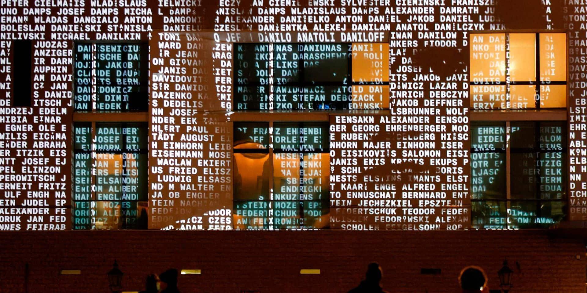 #everynamecounts: un mémorial numérique dédié aux victimes du nazisme