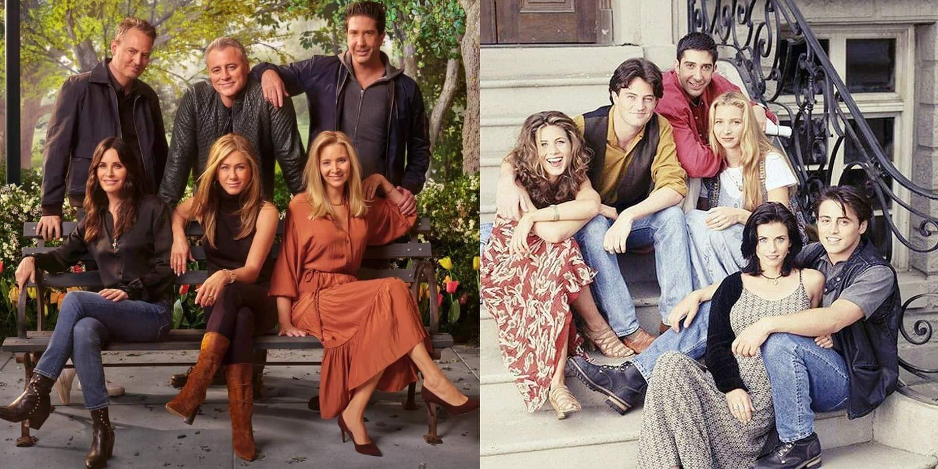 """""""Friends"""" : celui où ils étaient enfin réunis"""
