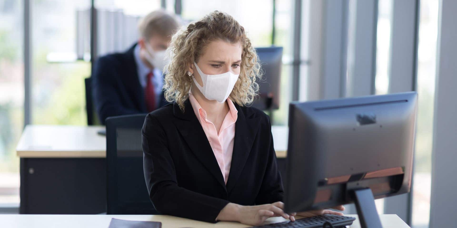Coronavirus: une entreprise sur huit ne respecte pas l'obligation de télétravail