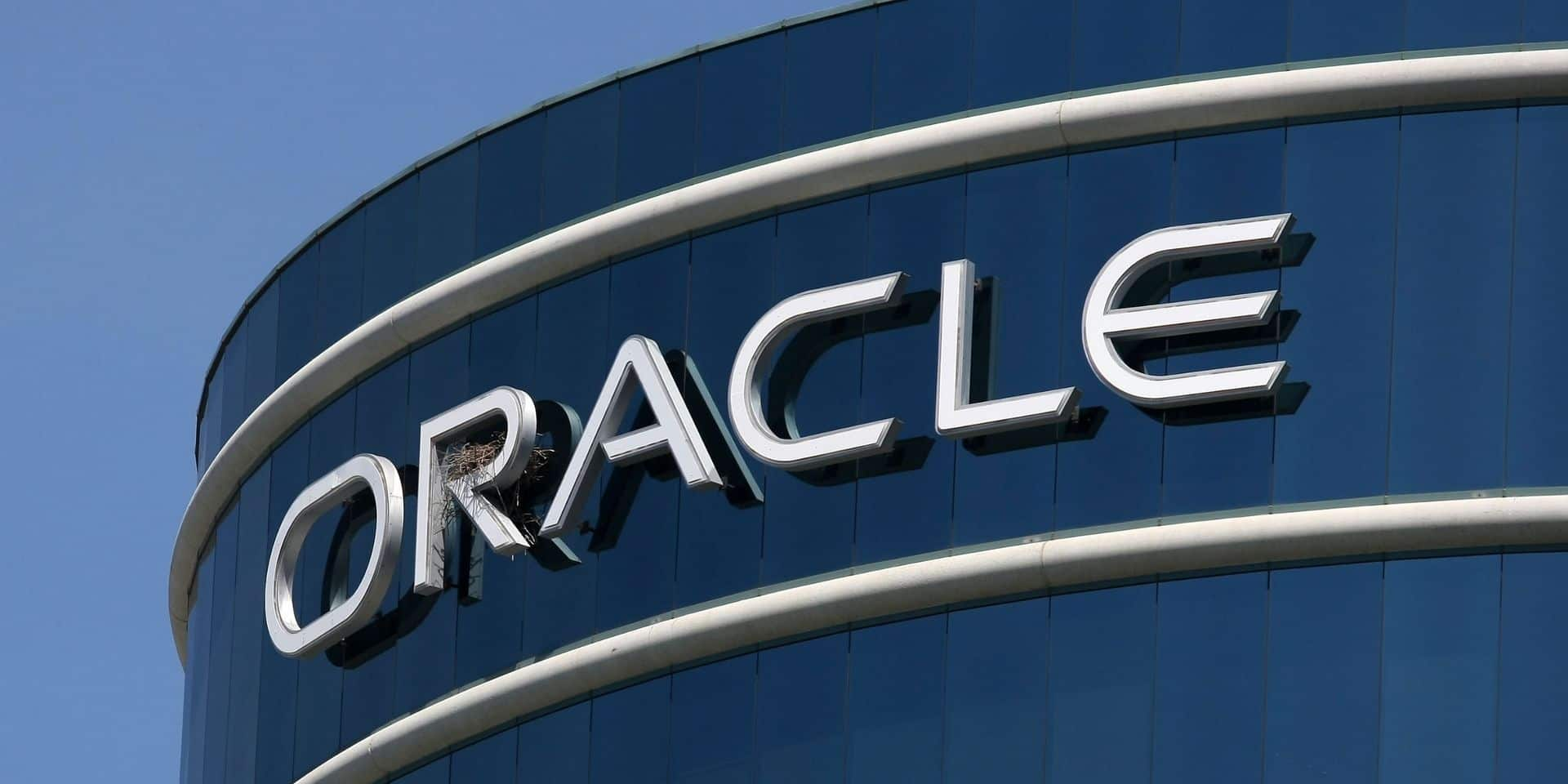 """Oracle confirme avoir fait une """"proposition"""" pour TikTok"""
