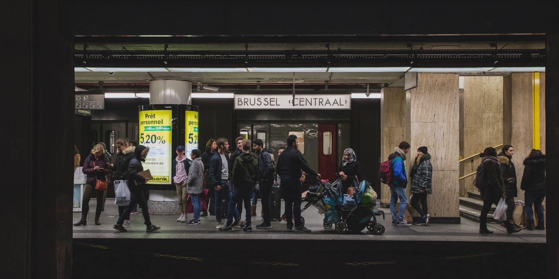 """SNCB: """"Le voyageur se fiche de qui est responsable. Son train est en retard, un point c'est tout"""""""
