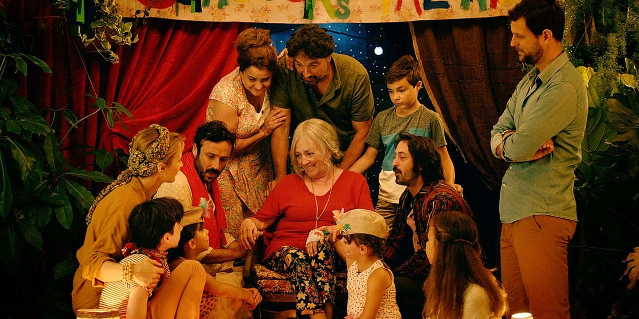 """""""Ma famille et le loup"""", un conte gentillet pour parler de la mort aux enfants"""