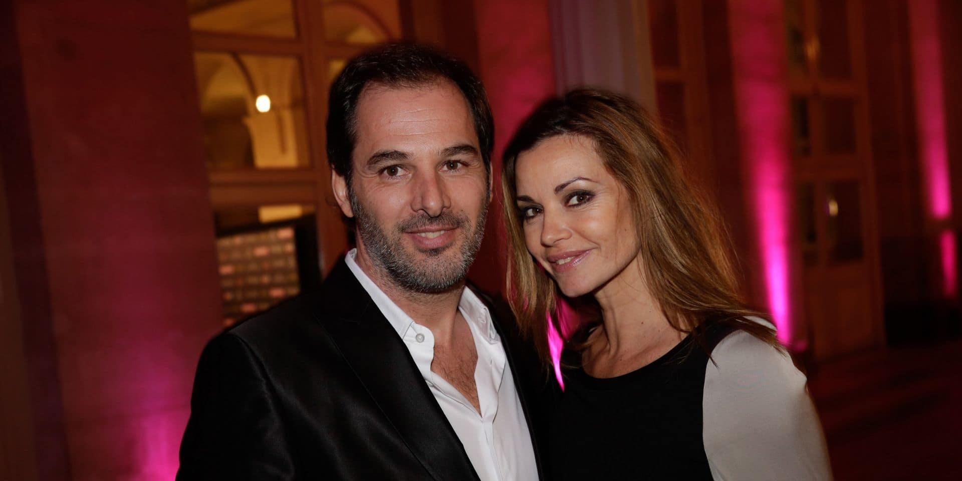 Après près de dix ans de mariage, Ingrid Chauvin se sépare de son mari