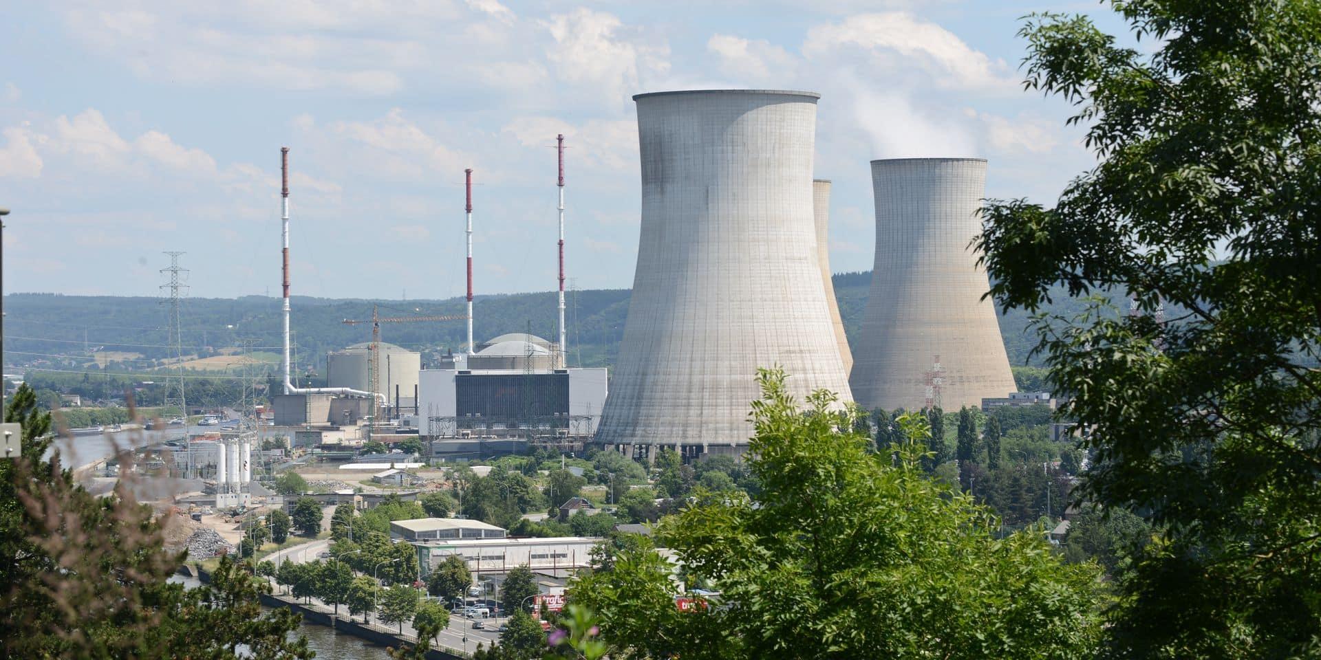 Huy - Centre nucléaire de Tihange