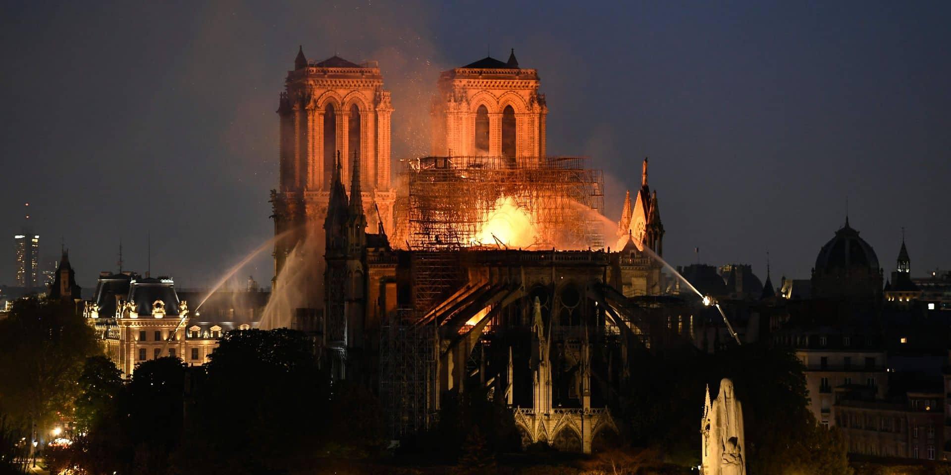 Y'a-t-il réellement un risque pour la santé suite à l'incendie de Notre-Dame? Un toxicologue répond
