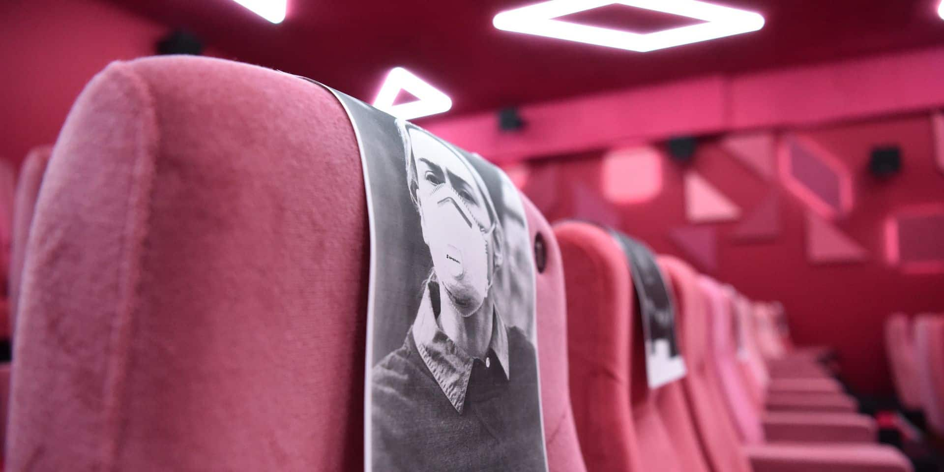Des places à 1 euro: les cinémas lancent une opération pour soutenir la réouverture des salles