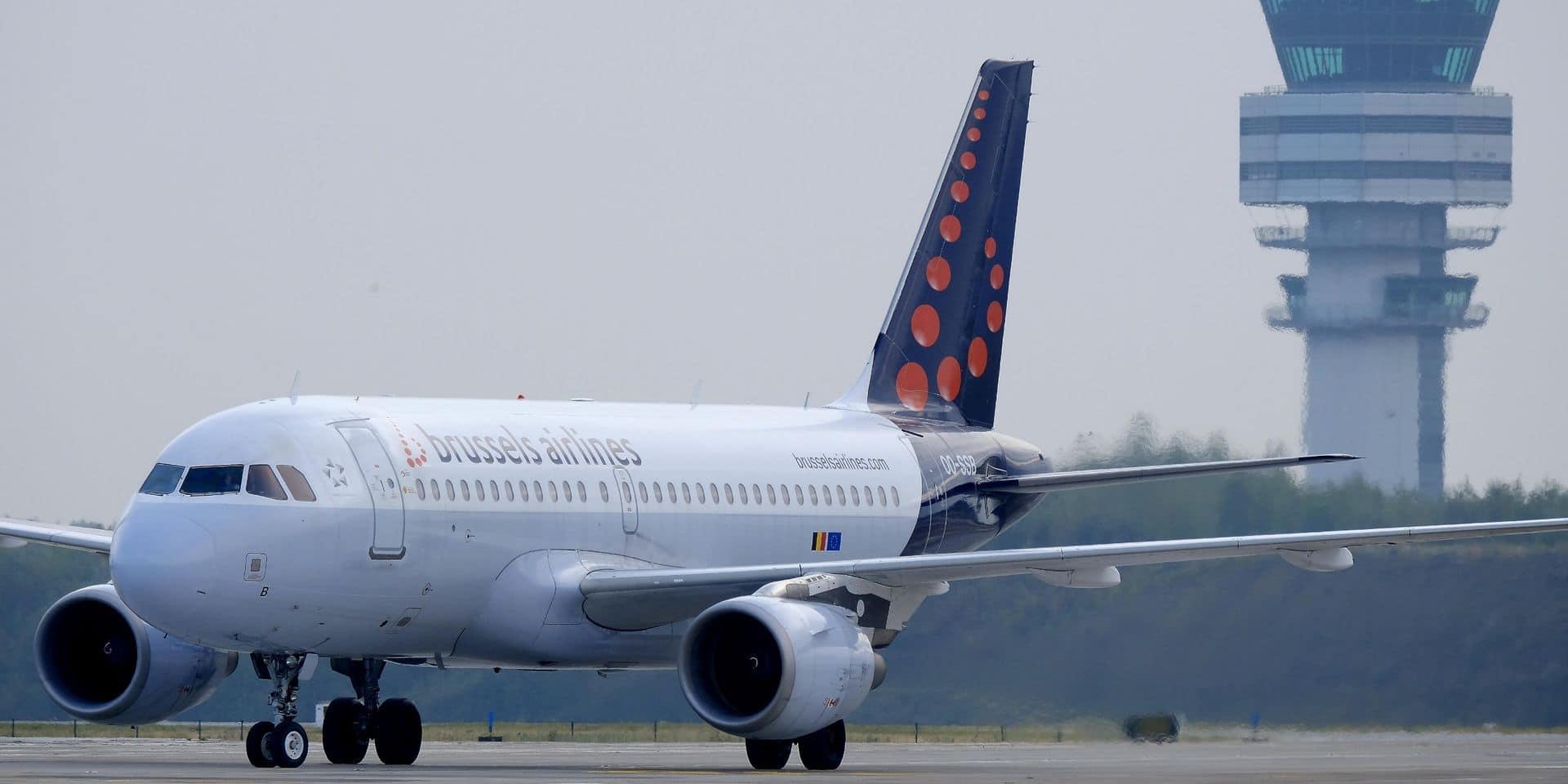 Brussels Airlines desservira un réseau de 59 destinations dans 33 pays d'ici la fin août
