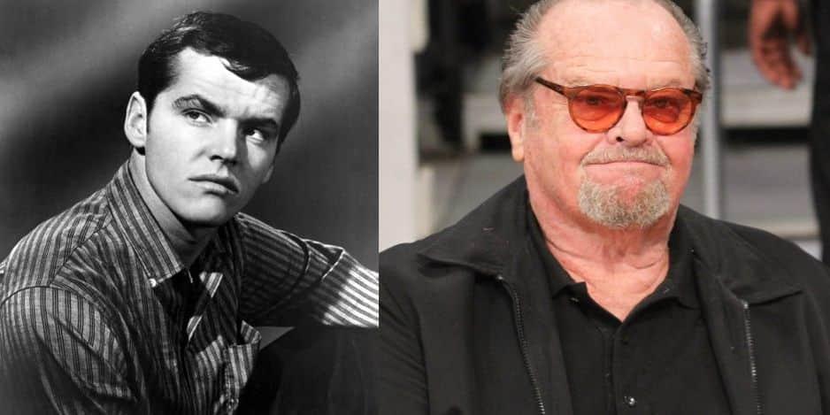 Jack Nicholson dans son premier film The Cry Baby Killer en 1958. Il avait 21 ans. Il en a 80 aujourd'hui.