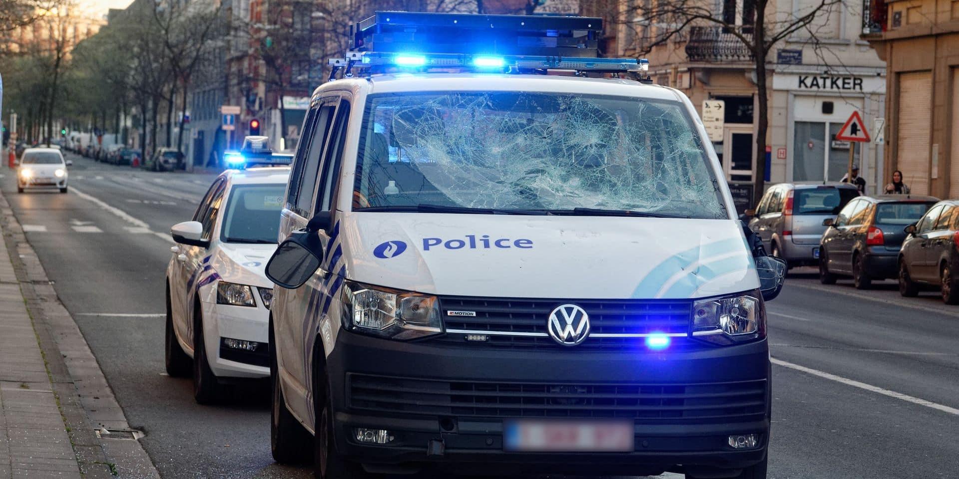 Nouvelle interpellation dans l'enquête pour violence contre des policiers à Anderlecht