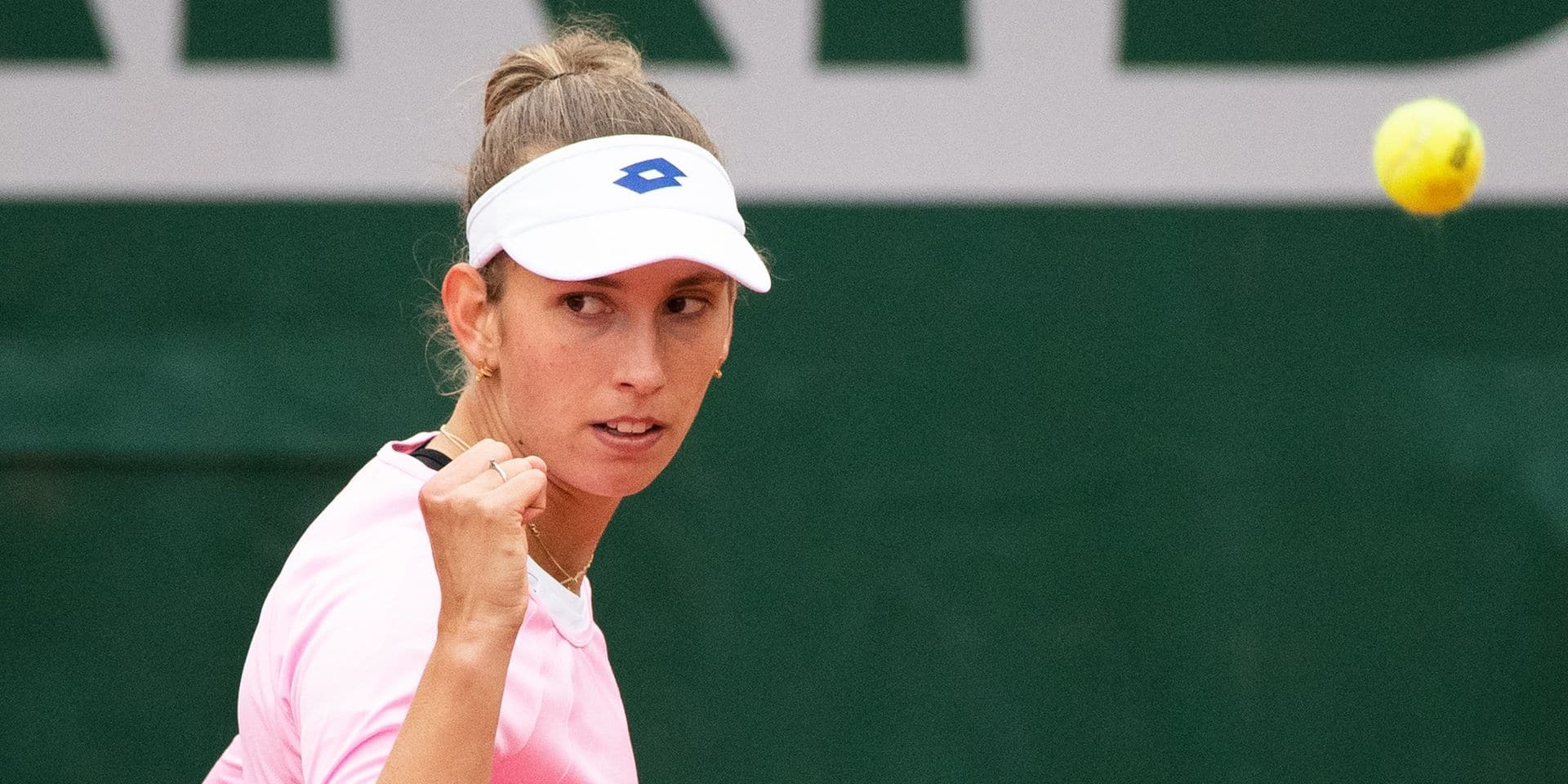 WTA Linz : Elise Mertens élimine Vera Zvonareva et rejoint les quarts de finale