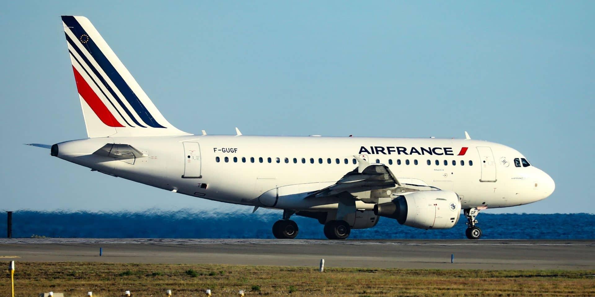 7 milliards d'euros d'aides pour Air France, mais aucune précision sur les mesures sociales et environnementales