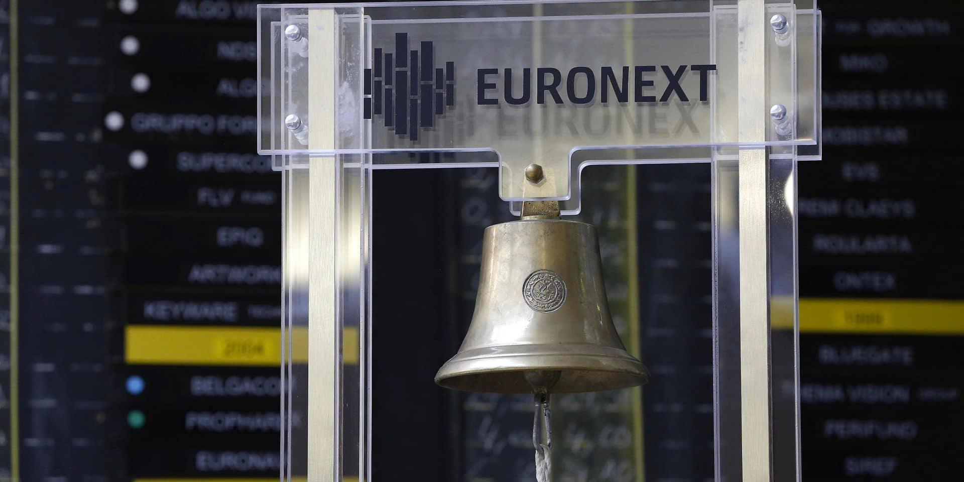 Les Bourses européennes clôturent dans le rouge