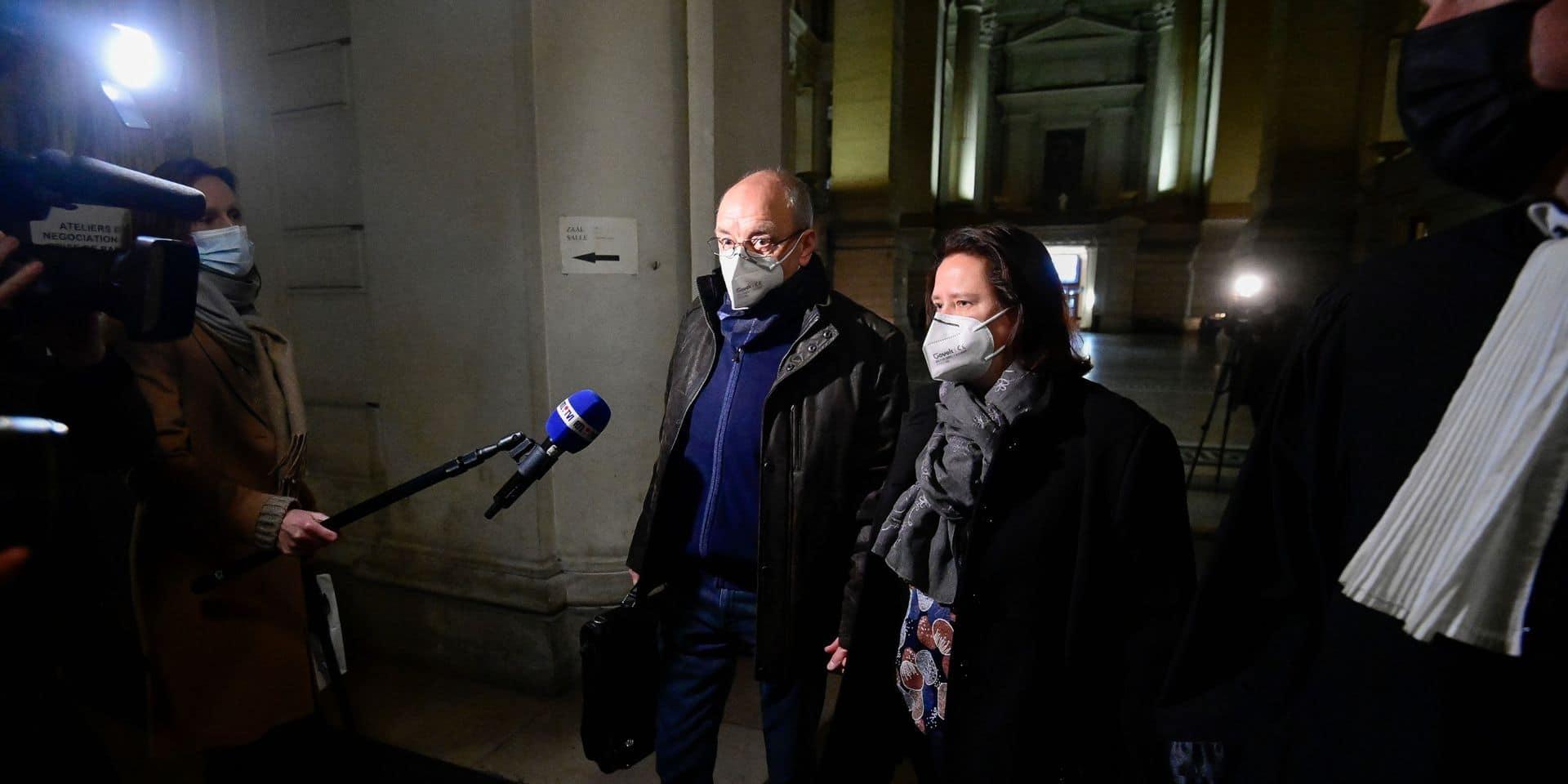 """Assassinat de Marc Dellea : """"La culpabilité du couple Van Eyken suinte de tous les coins du dossier"""""""