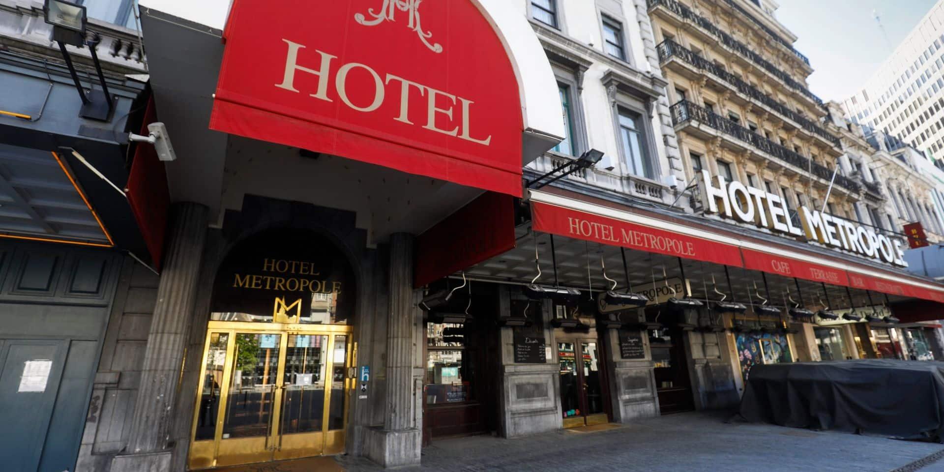Les hôtels se jugent discriminés par rapport aux restaurants et cafés