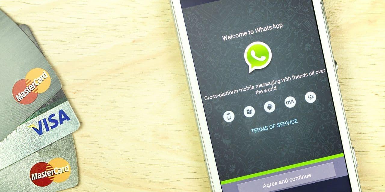 Le Brésil interdit le système de paiement de Whatsapp moins de 10 jours après son lancement