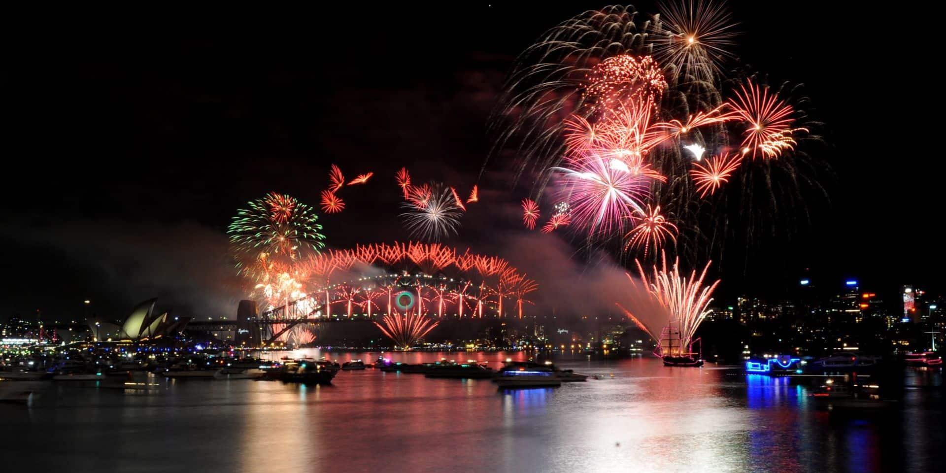 Australie: le feu d'artifice de Sydney maintenu mais sans foule pour l'admirer