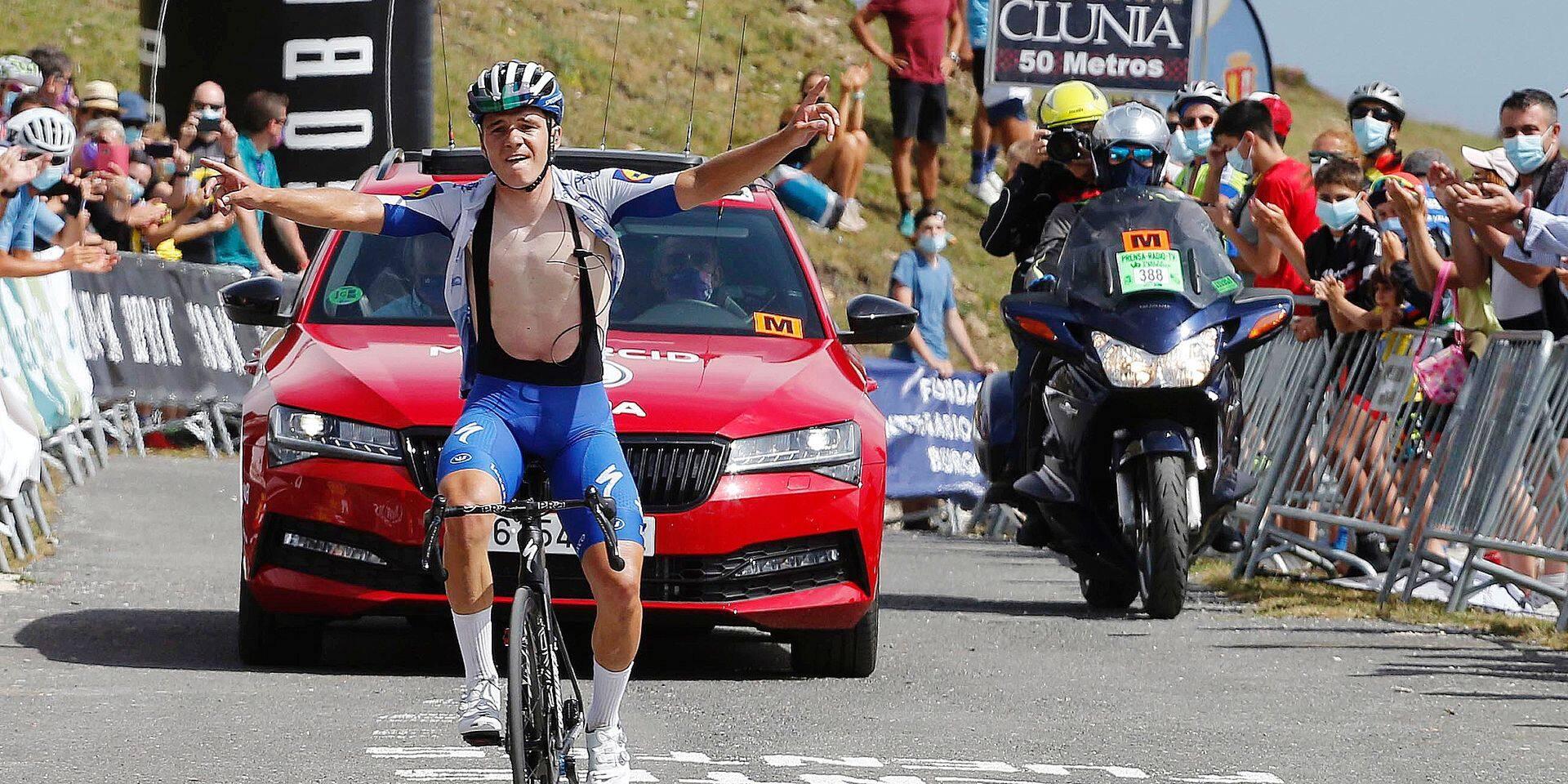 """""""Dans deux ou trois ans, Remco sera imbattable"""": Landa, Bernal, Pinot, Contador, Boonen, les grands noms du peloton commentent les performances d'Evenepoel"""