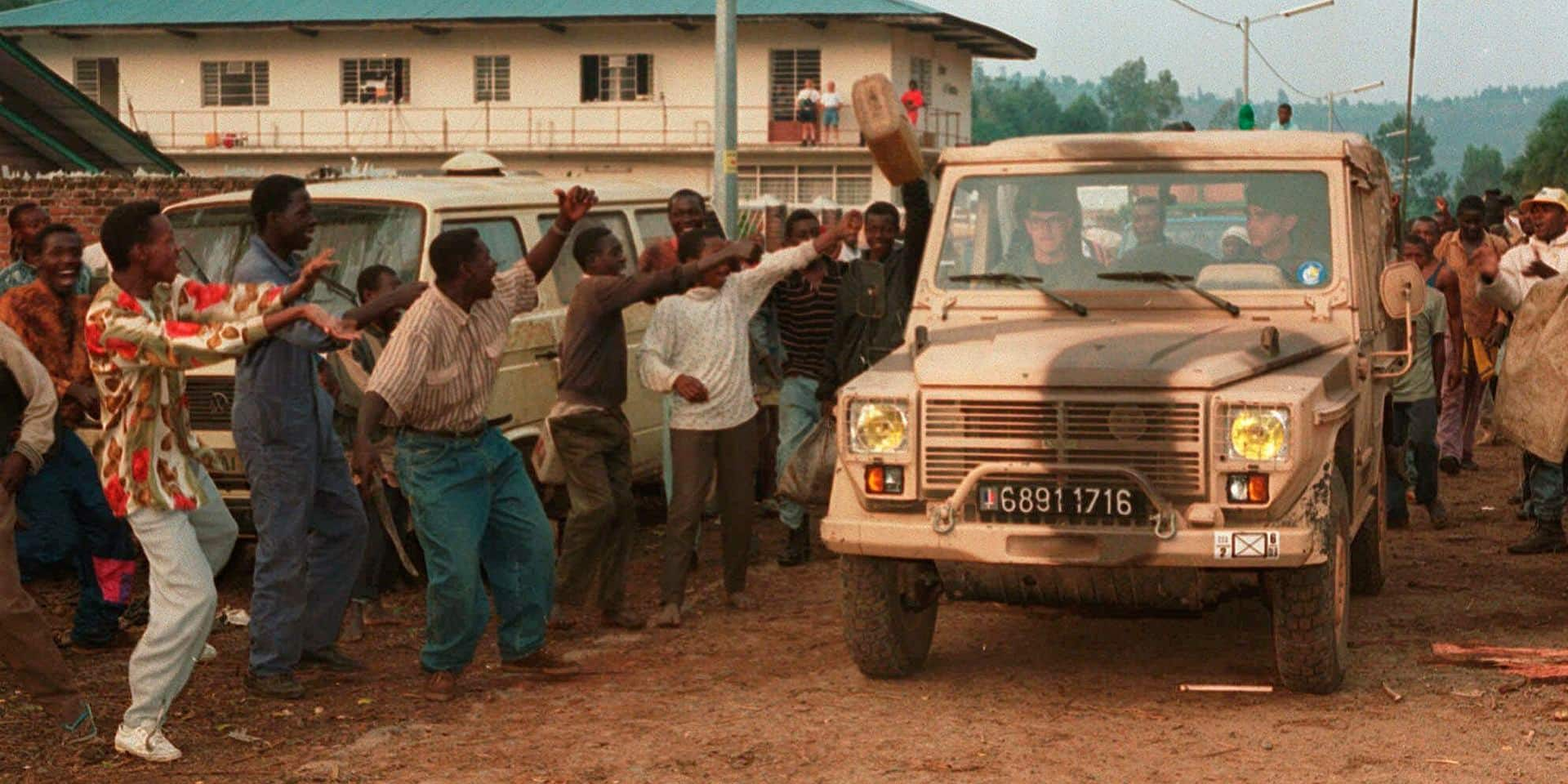 """Pour Kigali, la France a """"rendu possible le génocide"""" de 1994"""