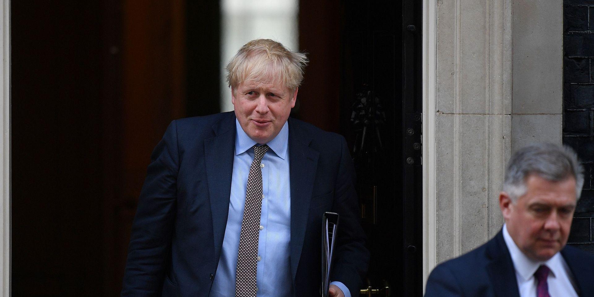 """""""Malhonnête"""": un tweet de Downing Street agace fortement l'Union européenne"""