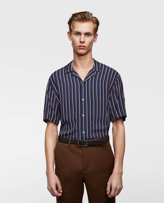 Rétro:    Zara,              25,95 euros.