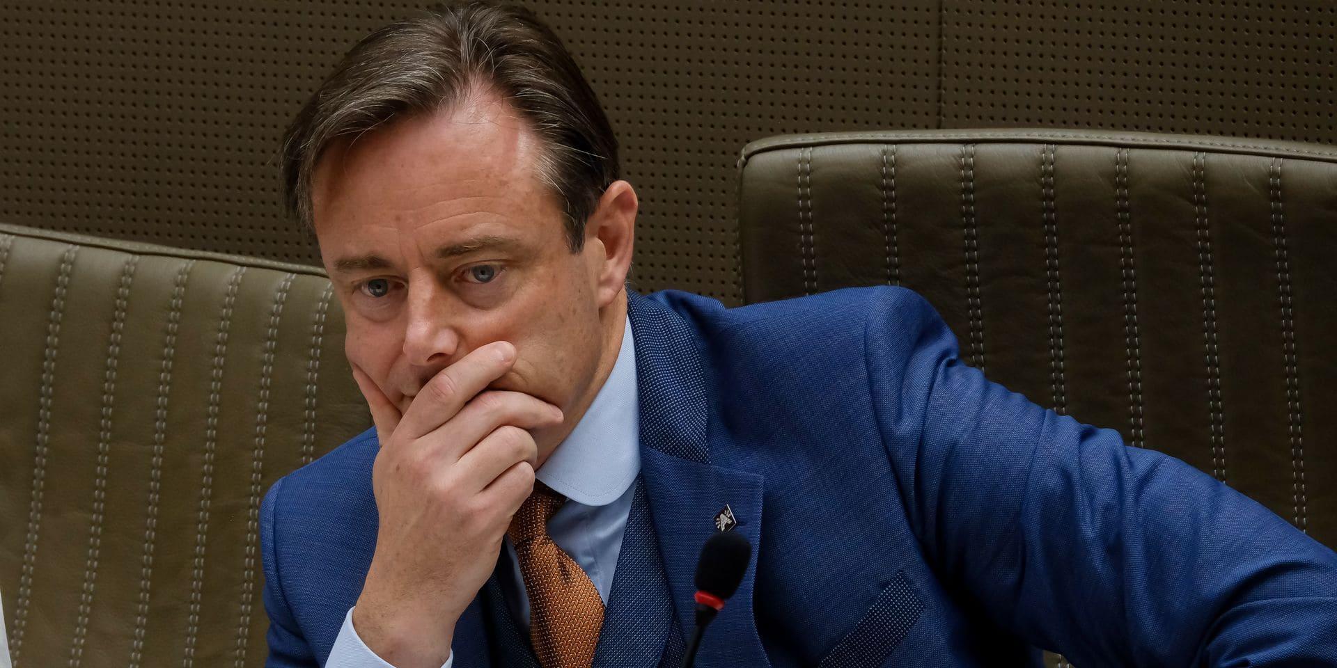 Édito: De Wever redoutablement ingénieux mais aussi terriblement dangereux?