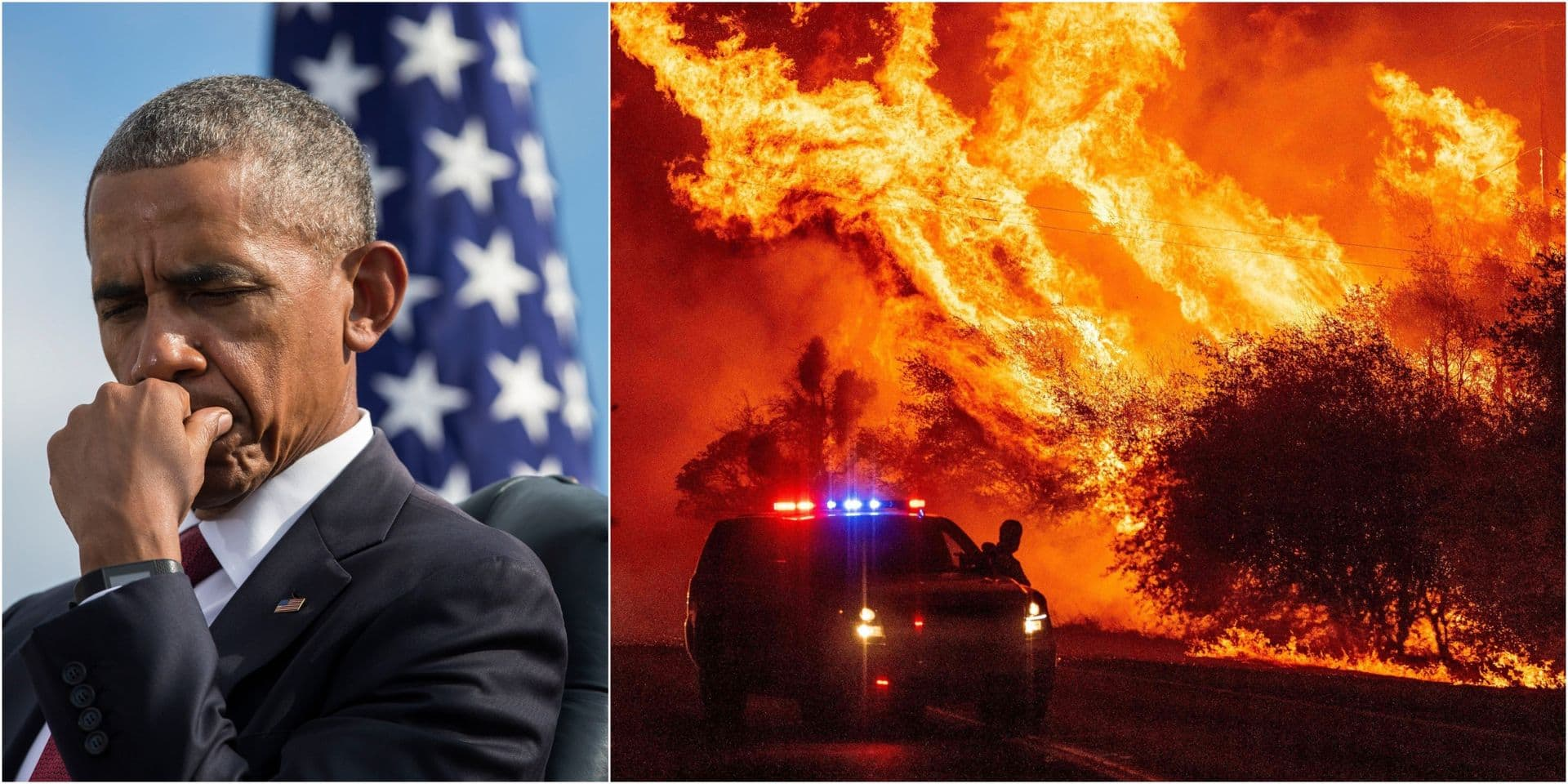 """Obama envoie un message aux électeurs américains : """"Votez comme si votre vie en dépendait, car c'est le cas"""""""