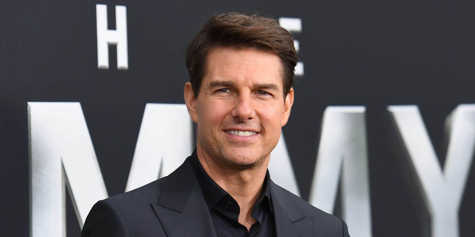 Tom Cruise va tourner dans l'espace : on en sait plus sur son projet à 200 millions de dollars