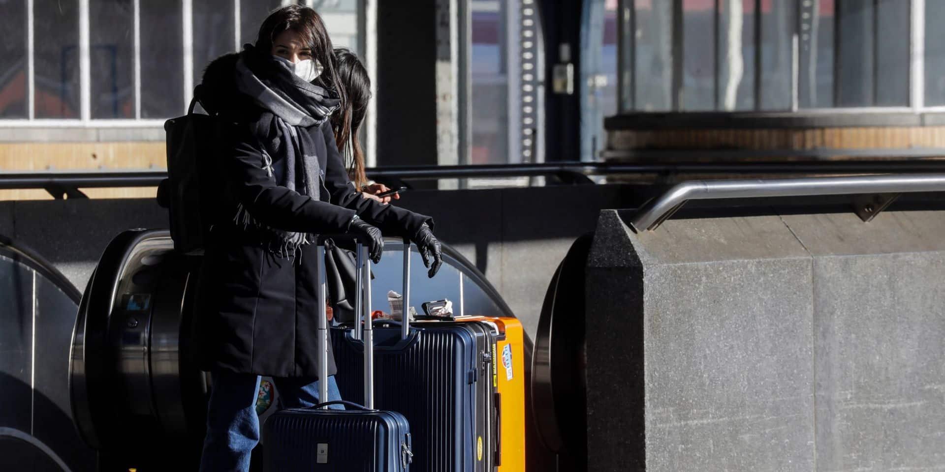 """Vers une limitation plus stricte des déplacements en Belgique ? """"Cela peut devenir très préoccupant"""""""