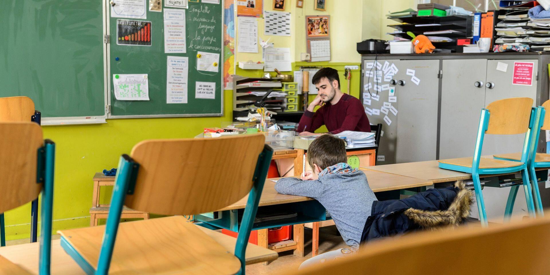 C'est tranché: on sait qui rentrera à l'école et quand, côté francophone