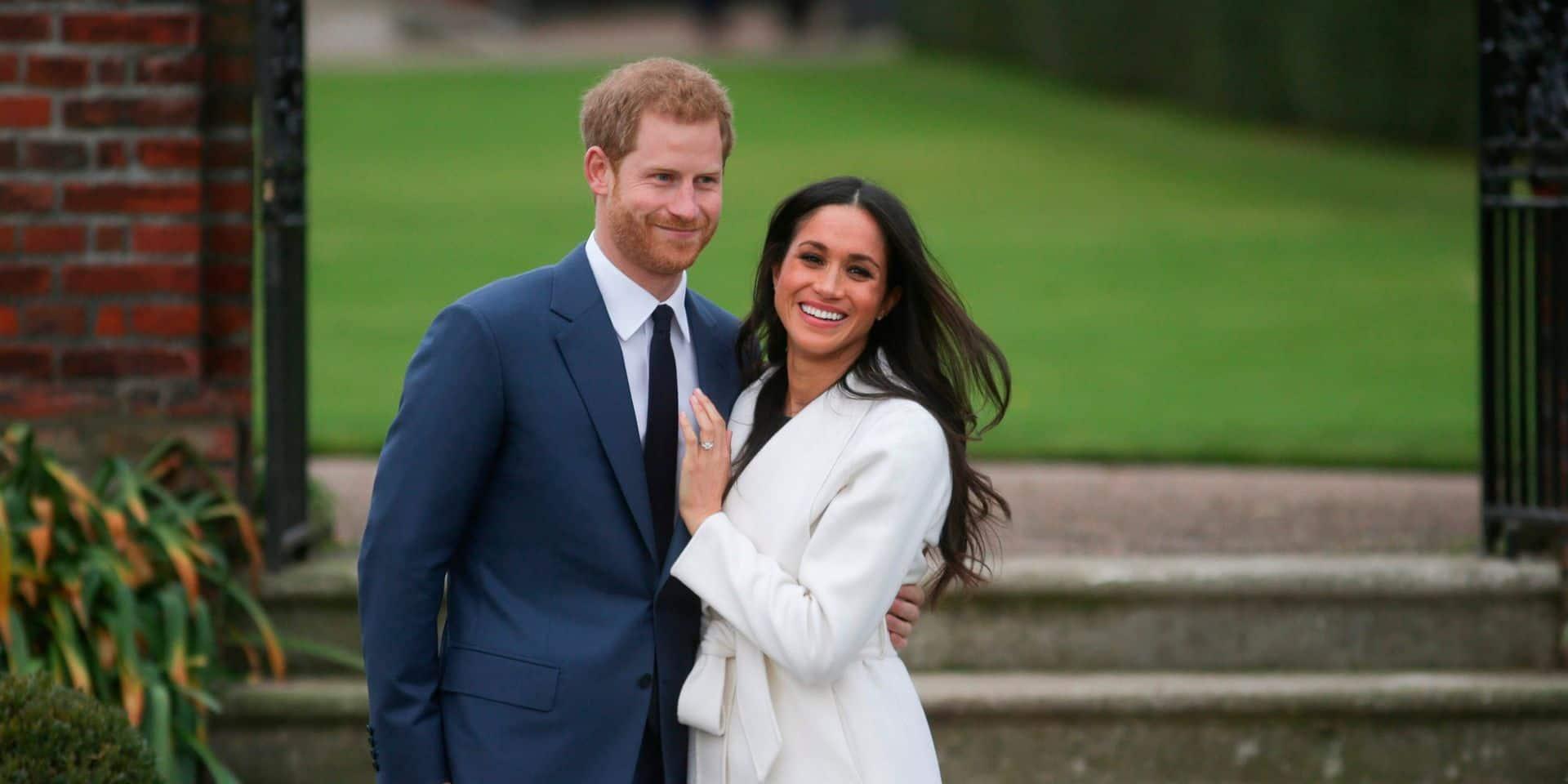Le prince Harry rembourse la couronne britannique