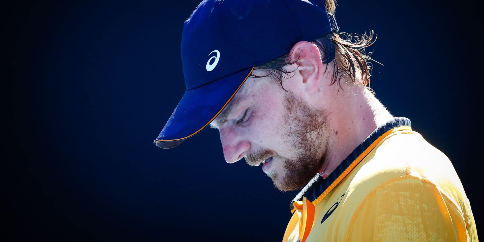 ATP Dubaï: David Goffin battu d'entrée par Nishikori