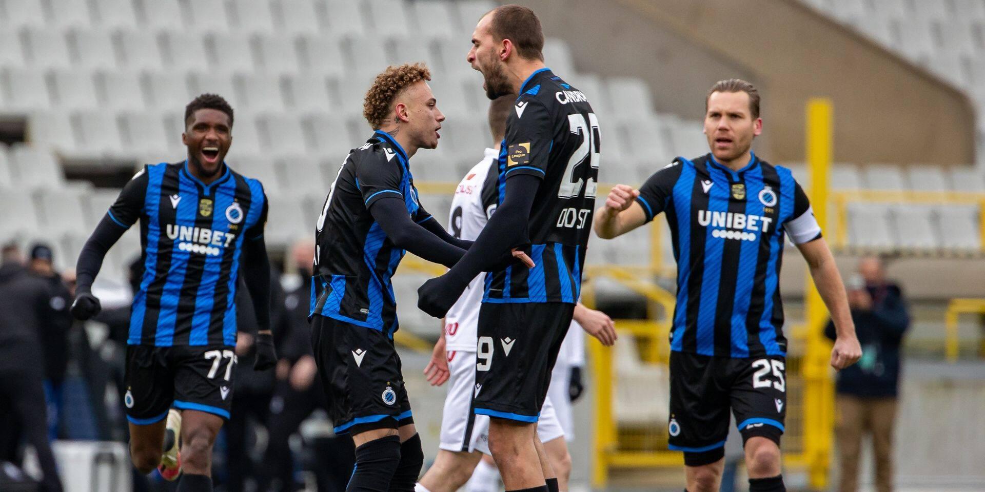 Bruges renverse Genk et conforte sa première place ! (3-2)