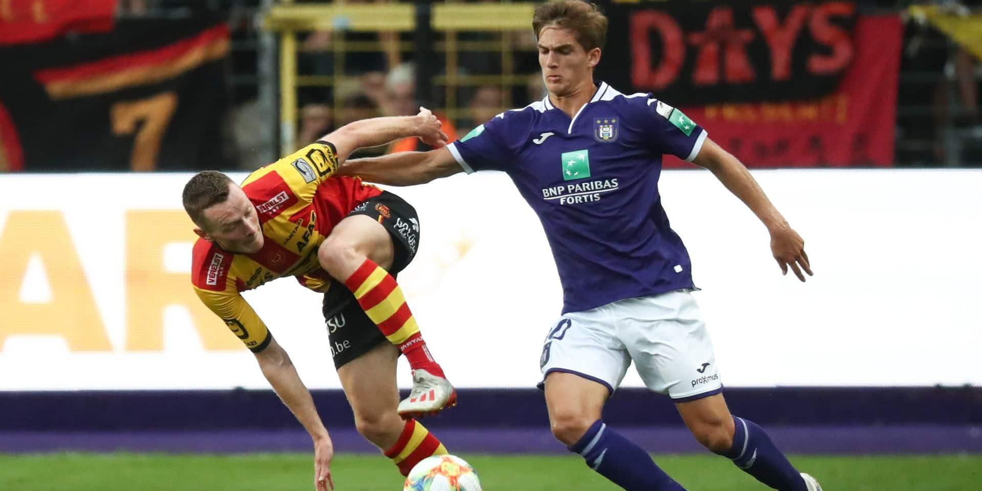 Anderlecht-Malines: Nasri titulaire et capitaine, Verschaeren sur le banc (LIVE, 0-0)