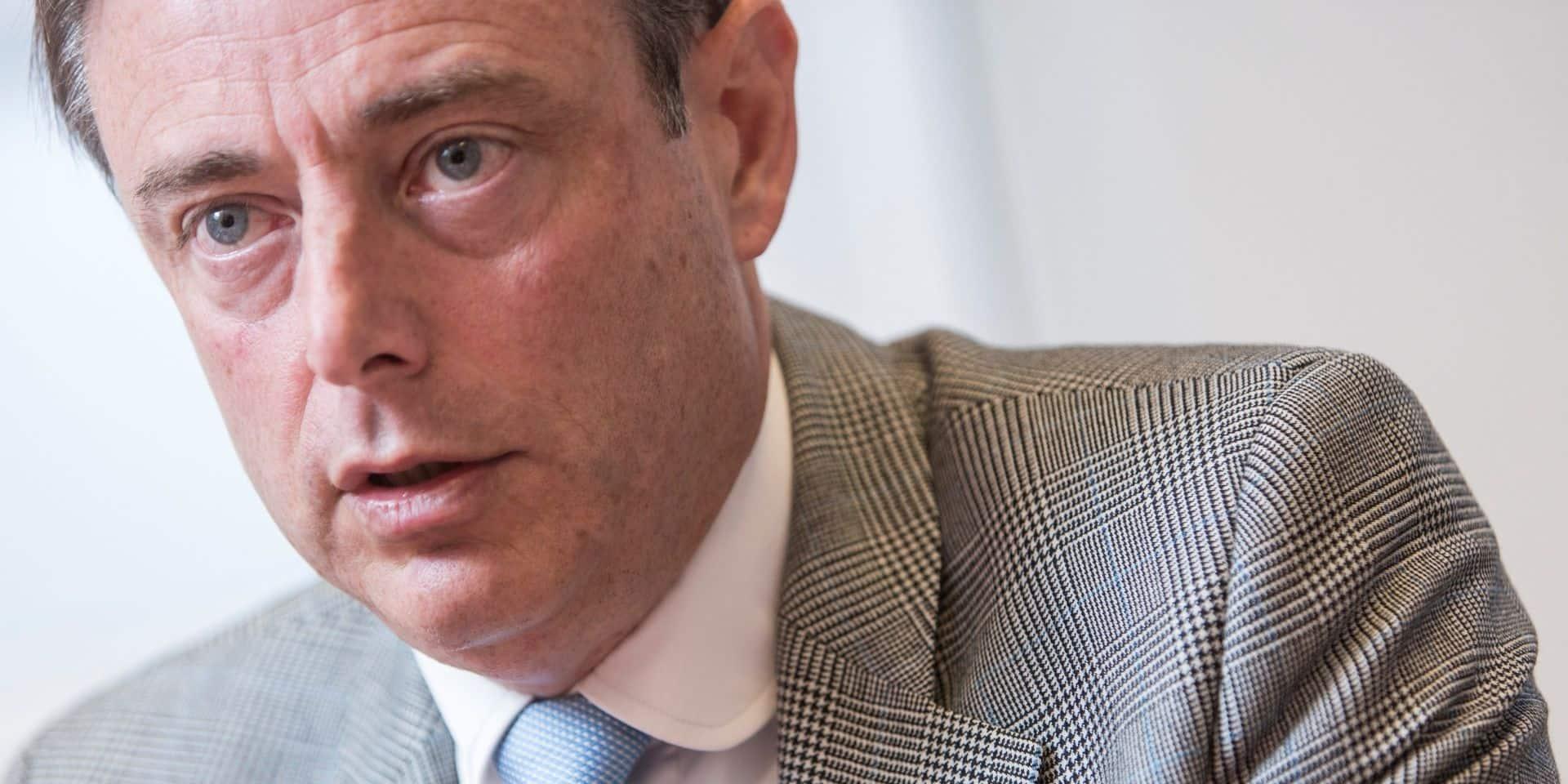 Négociations fédérales : De Wever fait aussi de la question de l'avortement un point de rupture