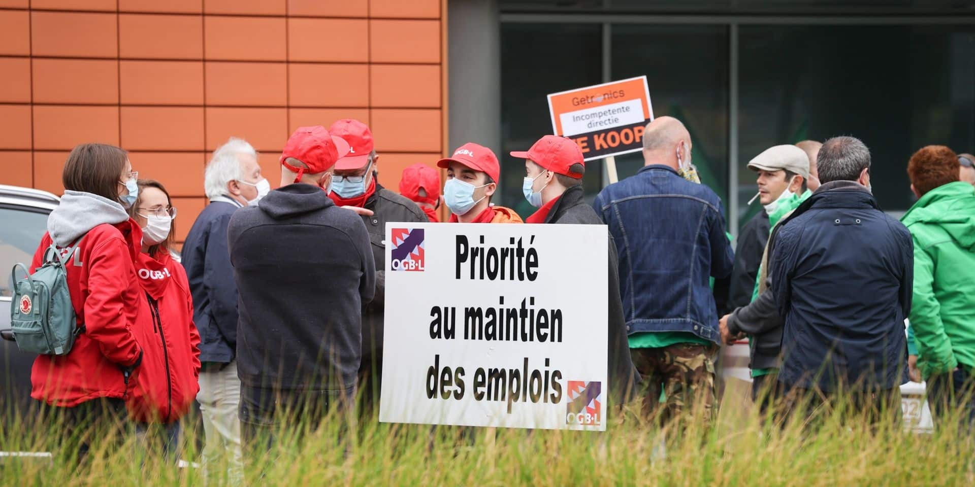 La faillite de Getronics Belux confirmée par le tribunal : 220 emplois menacés