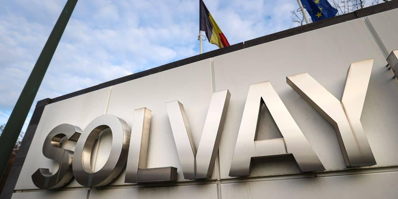 Solvay annonce 500 suppressions d'emplois après une chute de 42% du bénéfice net en 2020 - lalibre.be