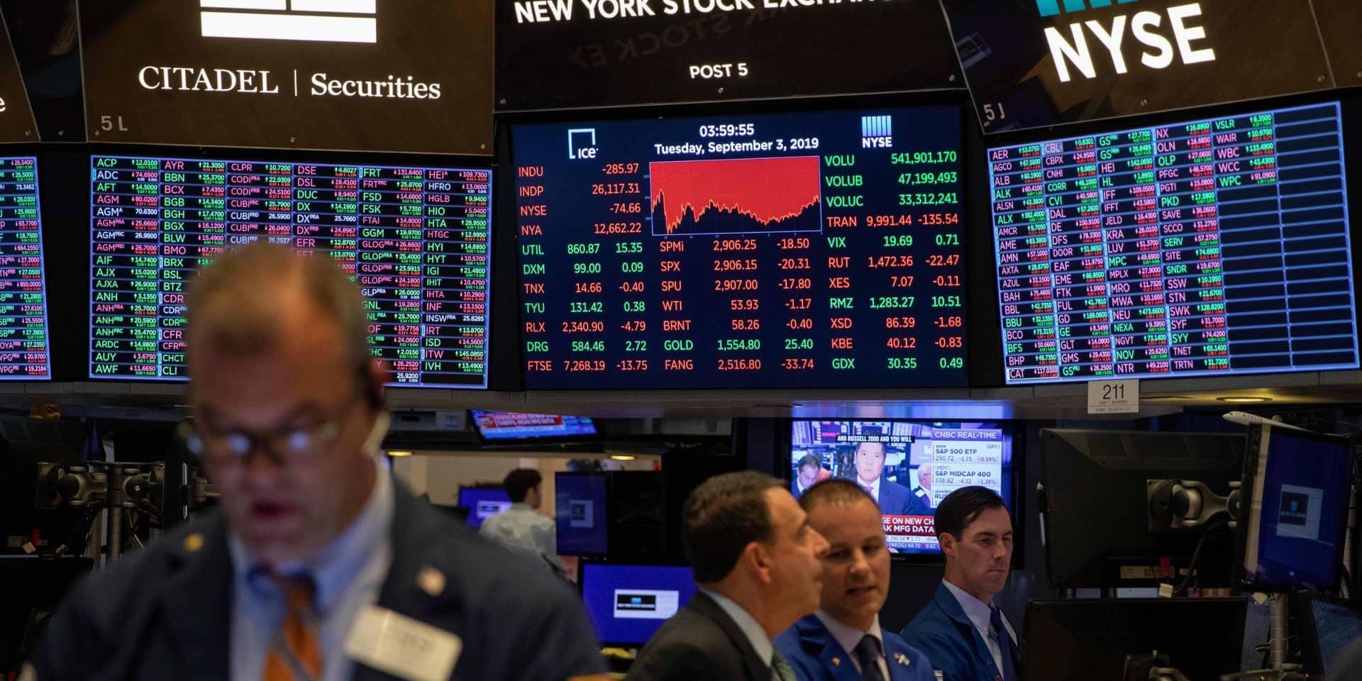 Wall Street ouvre en hausse, ignorant les chiffres de l'emploi américain