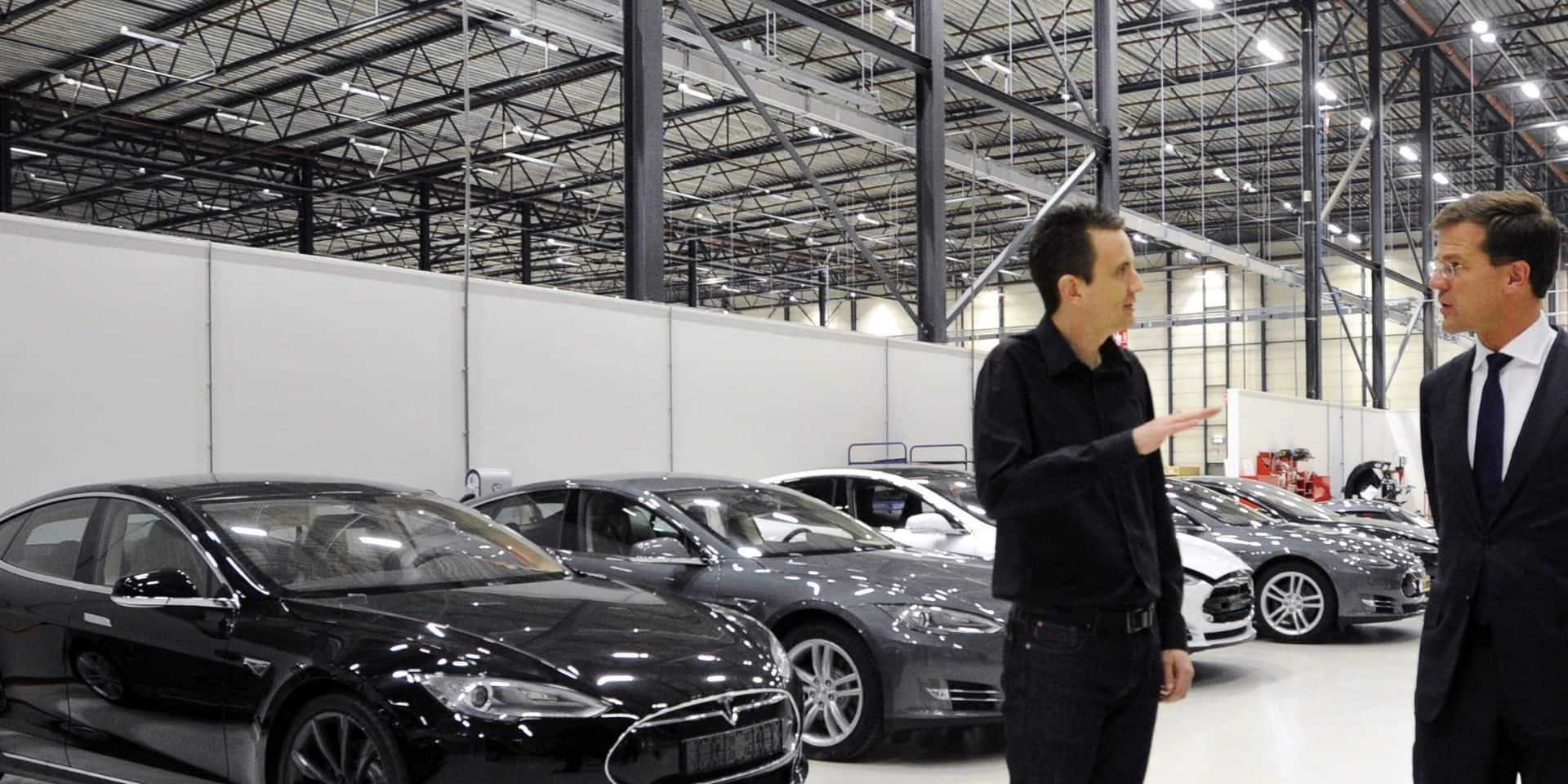 Tesla stoppe l'assemblage des Model S et Model X aux Pays-Bas